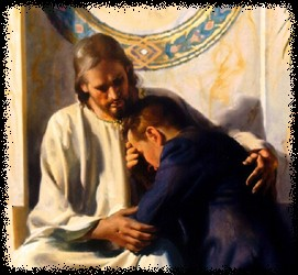 Jesus Comforting Pictures http://www.wordoftruthradio.com/articles/fulfillment.html